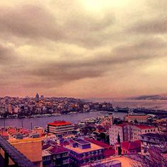 The best places to watch sunset in Istanbul Mimar Sinan Kafe   - Explore the World with Travel Nerd Nici, one Country at a Time. http://TravelNerdNici.com