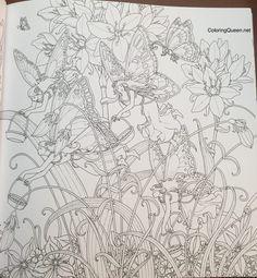 Zemlja Snova (Dreamland) Coloring Book Review | Coloring Queen