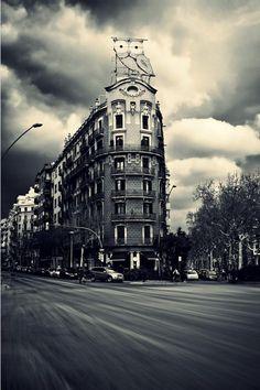Diagonal Con Paseo Sant Joan, Barcelona