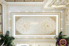 Elite Dining area Luxury Interior Design from Luxury Antonovich Design Studio Luxury Homes Interior, Luxury Decor, Room Interior, Home Interior Design, Interior Architecture, Dining Room Design, Dining Area, False Ceiling Design, Pop Design