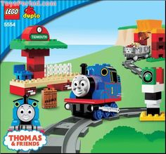 Thomas Load and Carry Train Set Free Instruction Page 1