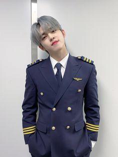 Going Seventeen, Seventeen Leader, Seventeen Album, Woozi, Wonwoo, Jeonghan, Jooheon, Pilot Uniform, Seventeen Scoups