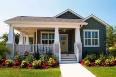 Plan 3 Bed Bungalow House Plan With Attached Garage Craftsman Style Bungalow, Small Bungalow, Bungalow House Plans, Bungalow House Design, Bungalow Homes, Craftsman Bungalows, Craftsman House Plans, Small House Plans, Bungalow Decor
