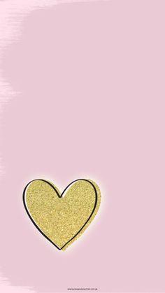 Gold-Heart_PinkBackground.jpg 640×1.136 Pixel