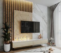 Living Room Wall Designs, Living Room Partition Design, Room Partition Designs, Modern Tv Room, Modern Tv Wall Units, Tv Cabinet Wall Design, House Front Wall Design, Tv Unit Furniture Design, Door Design Interior