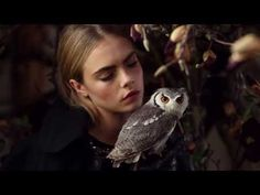 Mulberry Autumn Winter 2013 campaign video. Not sure if the music fits the brand and design of the campaign!