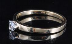 Diamond Engagement Ring 5