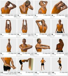 Healthy Back Exercises Yoga Fitness, Fitness Workout For Women, Yoga Gym, Fitness Tips, Health Fitness, Back Exercises, Stretching Exercises, Stretches, Daily Exercise Routines