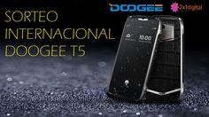 Sorteo Internacional de un fantástico Doogee T5 gracias a @2x1digital…