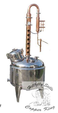 50 Gallon Micro distiller