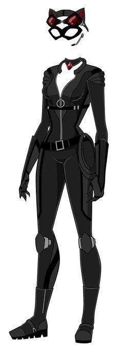 Catwoman protoge costume: SOLD by Estrella-Angel.deviantart.com on @DeviantArt