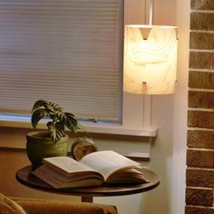 Growth Ring Pendant Lamp