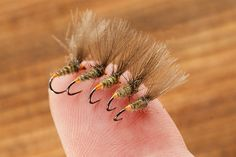 Autumn Emergers for trout and grayling - Fly Tying Autumn Emergers for trout and grayling - Fly Tying Fly Fishing Tips, Fishing Bait, Gone Fishing, Best Fishing, Trout Fishing, Fishing Tackle, Fishing Tricks, Fishing Rods, Carp Fishing