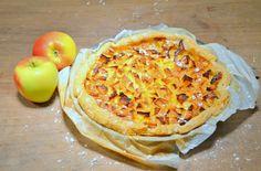 mama van vijf: De lekkerste appeltaart ever Dessert Recipes, Desserts, What To Cook, Apple Pie, Food Inspiration, Macaroni And Cheese, Tart, Vegetarian, Favorite Recipes