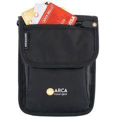 8d77d626c Arca Travel Gear PASSPORT HOLDER/NECK WALLET Pouch by with RFID Blocking **  More info could be found at the image url.(It is Amazon affiliate link) #  ...