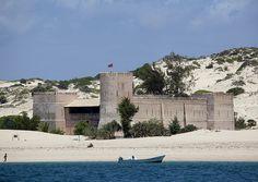 The Fort in Shela - Lamu Kenya by Eric Lafforgue