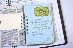 30 Days of Lists Mini Book | Monika Wright