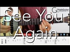 See You Again - Wiz Khalifa & Charlie Puth - Fingerstyle Guitar Lesson - YouTube