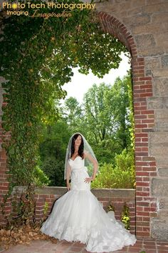 Ashley White Winegar Bridal - Photo Tech Photography