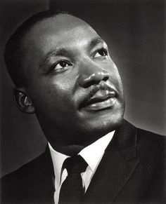Martin Luther King - American pastor, activist, humanitarian, and leader in the African-American Civil Rights Movement. Photo by Yousuf Karsh Anita Ekberg, Carl Jung, Grace Kelly, Yousuf Karsh, Indira Gandhi, Photo Star, Dr Martins, I Have A Dream, Famous Photographers