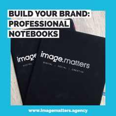 New branded Moleskin notebooks! From per notebook we can produce a professional stationery set, ready for you to hand out to clients! Digital Review, Improve Yourself, Finding Yourself, Free Notebook, Digital Footprint, Image Digital, Moleskine Notebook, Existing Customer, Build Your Brand