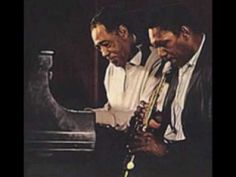 #JohnColtrane  #DukeEllington  This song brings back memories that are not mine. Makes me feel some kinda GOOD way. At peace. Healed. Comforted.   I never want it to end. God's Gift to us, these men and their many contributions to music. I'm in Love! #LLL