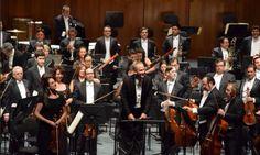 La Orquesta Sinfónica Nacional de México inició con éxito su gira de conciertos por Europa