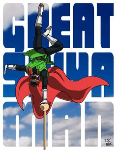 DBZ  The great saiyaman. Oh, Gohan. Why?