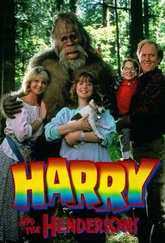 Harry and the Hendersons - 1987...loved this movie as a kid. Bought it for my daughter and she liked it too.