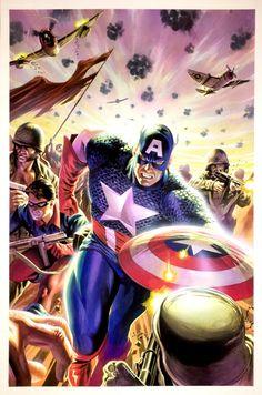 Captain America - Felipe Massafera