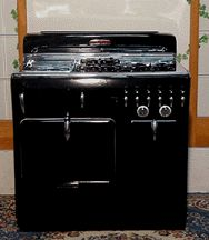 Chambers stove by Antique Gas Stoves - i want a vintage stove. Gas Stove For Sale, Gas Stove With Oven, Stoves For Sale, Stove Oven, Kitchen Stove, Retro Kitchen Appliances, Vintage Appliances, Retro Kitchens, Rustic Kitchens