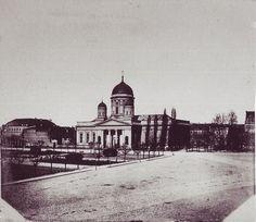 Der klassizistische Schinkel-Dom 1855/56 Quelle: http://www.wikipedia.de