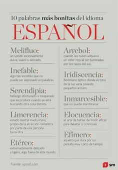 Image uploaded by María José. Find images and videos about spanish, words and frases español on We Heart It - the app to get lost in what you love. The Words, Weird Words, More Than Words, Spanish Vocabulary, Spanish Language Learning, Spanish Words, Spanish Quotes, Pretty Words, Beautiful Words