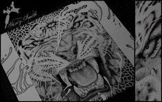 Tiger | Татуировки, эскизы и тату-мастера России, Украины, Беларуси, Казахстана и из всего бывшего СССР