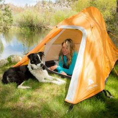Own the 4' x 7 Solo Ultralight Backpacking Tent with an extra-long rainfly to give your gear covered space outside the tent. With a trail weight under four pounds and a freestanding design, this tent is ideal for multi-night backpacking adventures. Available at Walmart.com.