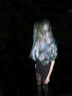 grunge/soft grunge hair//Indie Punk Goddess