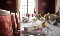 Wedding lunch - Château Bouffémont