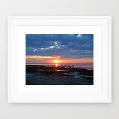 Newly Added  https://society6.com/product/sunset-under-stormy-skies-aul_framed-print?curator=danbythesea Follow DanByTheSea https://society6.com/danbythesea All products are on the left side of the screen