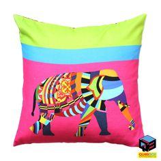 Quirk Box Animal Farm Elephant Cushion Shop from www.thequirkbox.com