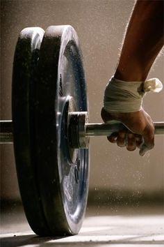 Throw that weight around