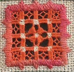 Hardanger motif