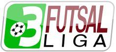 3. Futsal liga , football / soccer logo , Slovakia