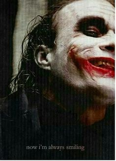 Heath Ledger as The Joker Joker Batman, Heath Ledger Joker, Joker Art, Joker Photos, Joker Images, The Dark Knight Trilogy, Batman The Dark Knight, Kings & Queens, Der Joker