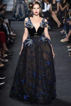 Elie Saab Fall 2016 Couture Fashion Show - Anastasia Kuznetsova