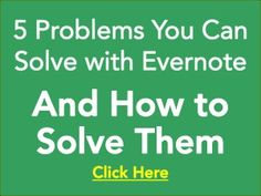 Do you use Evernote? If so, how safe is your Evernote data? Learn 5 ways to keep your Evernote data secure and safe from falling into the wrong hands.