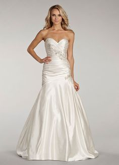 COMING SOON TO MIRA BRIDAL COUTURE, MODESTO, CA Bridal Gowns, Wedding Dresses by Lovelle By Lazaro - Style LL4400.