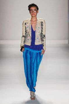 Tracy Reese Spring 2013 Runway Pictures - StyleBistro