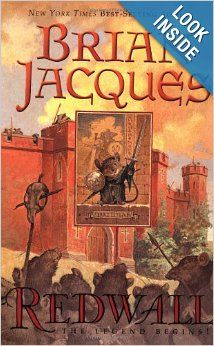 Redwall (Redwall, Book 1): Brian Jacques, Gary Chalk: 9780142302378: Amazon.com: Books