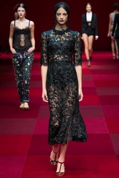 Dolce & Gabbana Lente/Zomer 2015 (16)  - Shows - Fashion