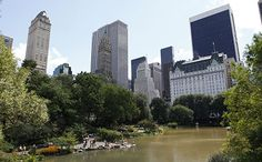 New York City Central Park – Central Park Zoo, Wollman Rink, Rumsey Playfield and More